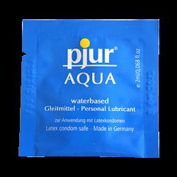 Lubrificante Pjur Aqua