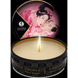 Candela massaggi Shunga Erotic Art Aphrodisia - Rose 30ml