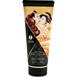 Crema da massaggio edibile Edible Massage Cream Almond Sweetness Shunga