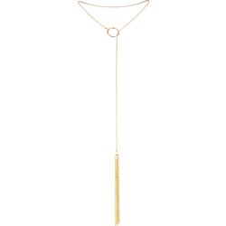 Accessorio Sexy Bijoux Indiscrets Magnifique Tickler Pendant   Oro