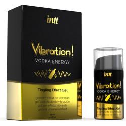 Gel stimolante Liquid Vibrator Vodka Intt