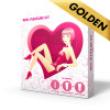 Toyz4Lovers Real Pleasure Kit Golden - kit del piacere