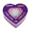 Moodzz Lesbian Heart - gioco erotico