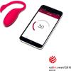 Ovetto vibrante con app Flamingo Vibrating Bullet Magic Motion