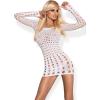 Vestito Sexy Rocker Dress Obsessive