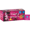 Pasante Adore Ribbed - preservativi stimolanti 144 pezzi