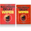 Salviette ritardanti Bull Power Wipes Delay Sachets - 6x2ml Cobeco Pharma