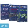 Kit Performance Plus - 24 preservativi