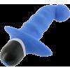 ManzzzToys Cunter - vibratore anale punto P blu