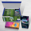 Preservativi misti Magic Box ediz. limit. Mondiali di calcio 2018 Durex