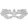 Maschera Anastasia Masquerade Mask 50 Sfumature di Nero